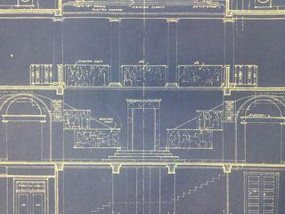 1929 Plans Detail